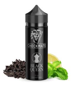 Dampflion Checkmate Aroma Black Queen