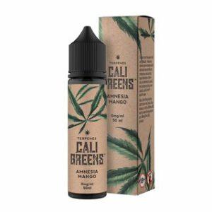 Cali Greens Liquid 50ml Amnesia Mango