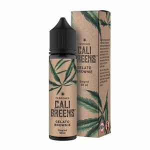 Cali Greens Liquid 50ml Gelato Brownie