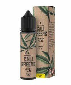 Cali Greens Liquid 50ml Lemon Haze