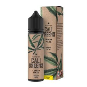 Cali Greens Liquid 50ml Lemon Haze