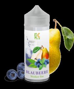 KTS Longfill Aroma Blaubeere Weißer Tee 30ml
