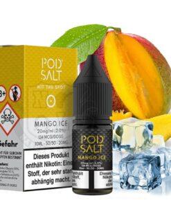 Pod Salt Mango Ice Nikotinsalz Liquid