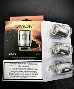 Smok TFV8 V8-T8 Coils Verdampferköpfe 0,15 Ohm