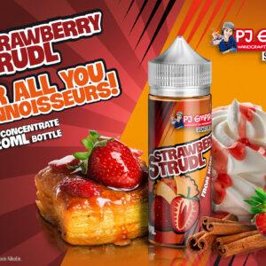 PJ Empire Aroma Strawberry Strudl 2