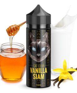 Cat Club Longfill Aroma Vanilla Siam 10ml