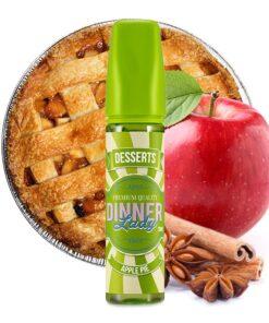 Dinner Lady Longfill Aroma Apple Pie 20ml