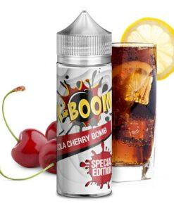 K-Boom Longfill Aroma Cherry Cola Bomb 10ml