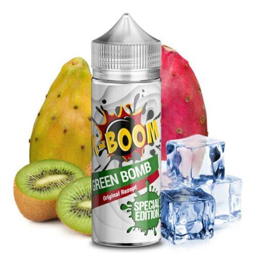 K-Boom Longfill Aroma Green Bomb 10ml
