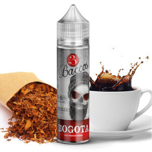 3baccos by PGVG Labs Aroma Bogota 15ml