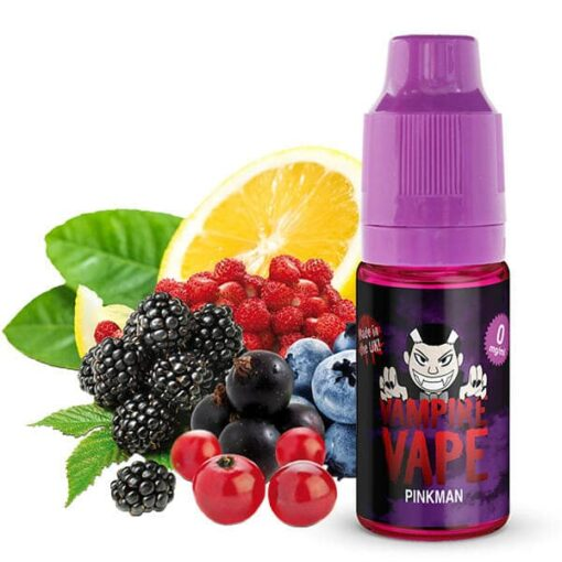 Vampire Vape Liquid Pinkman 10ml