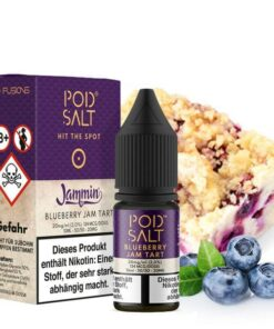 Pod Salt Blueberry Jam Tart Nikotinsalz Liquid 20mg