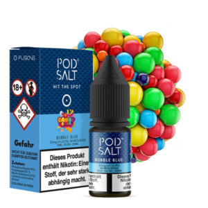 Pod Salt Nikotinsalz Liquids Bubble Blue