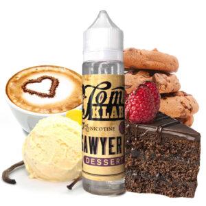 Tom Klark´s Shortfill Liquids Sawyer Dessert