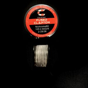 Coilology Fused Clapton Wire