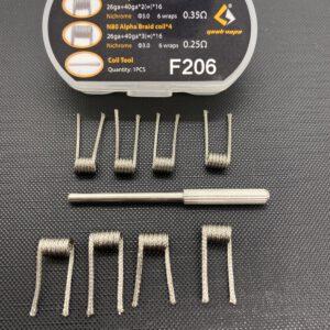 Geekvape N80 Alpha Braid Coil – 2 in 1 Box