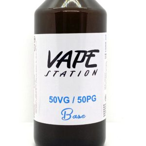 Vape Station Base 50/50 1 Liter