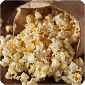 Dark Burner Aroma Popcorn