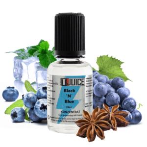 T-Juice Aroma Black N Blue 30ml