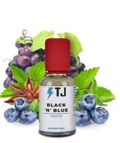 T-Juice Aroma Black n Blue Produktbild