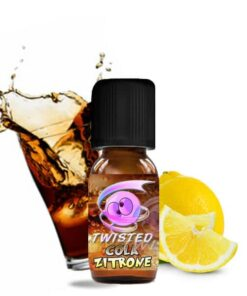 Twisted Aroma Cola Zitrone