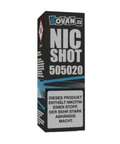 Vovan Nikotin Shots 50/50 in 20mg