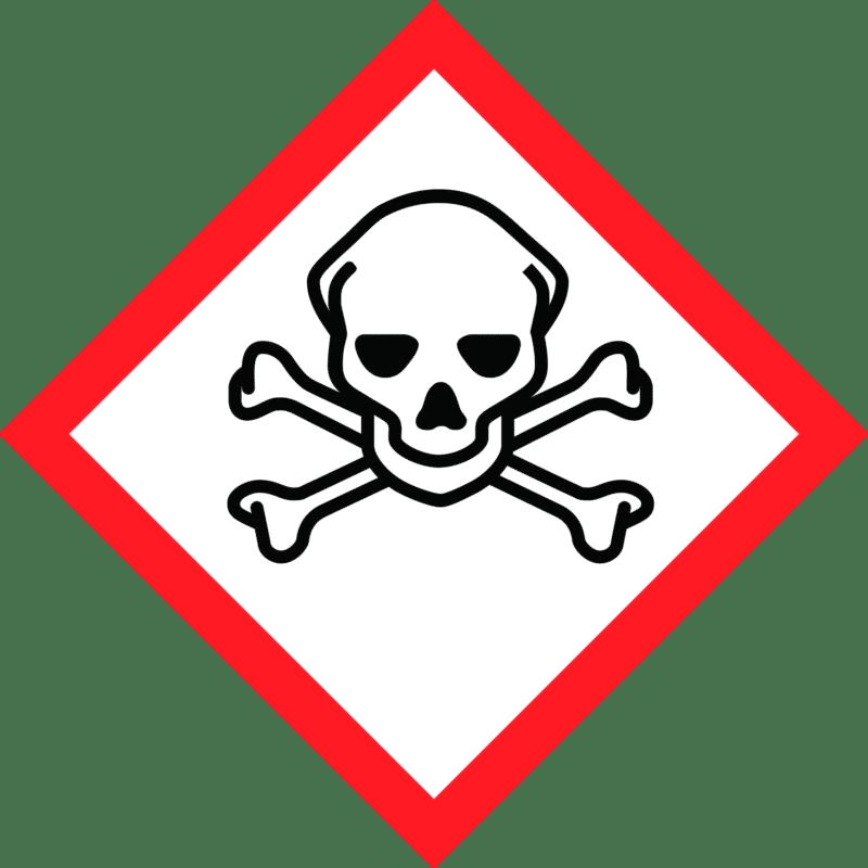 Pikttogramm Gefahr