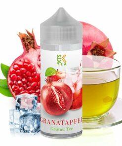 KTS Longfill Aroma Granatapfel Grüner Tee 30ml