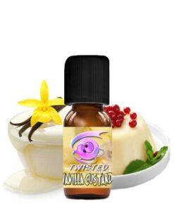 Twisted Aroma Vanilla Custard 10ml