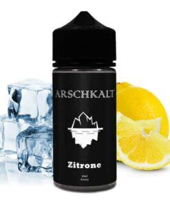 Arschkalt Longfill Aroma Zitrone 20ml