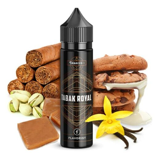 Flavorist Longfill Aroma Tabak Royal 15ml