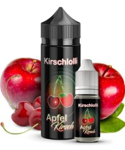 Kirschlolli Longfill Aroma Kirschlolli Apfel 10ml