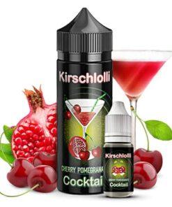 Kirschlolli Longfill Aroma Kirschlolli Cherry Pomegranate Cocktail 10ml