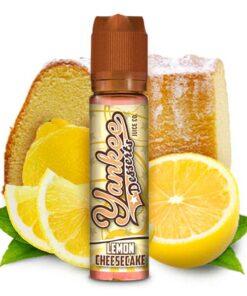 Yankee Desserts Longfill Aroma Lemon Cheesecake 15ml