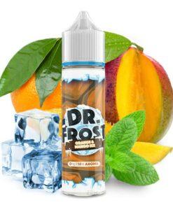 Dr. Frost Longfill Aroma Orange & Mango Ice 14ml