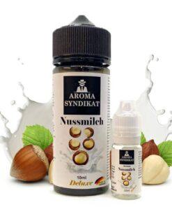 Syndikat Longfill Aroma Nussmilch 10ml