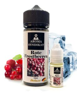 Syndikat Longfill Aroma Rote Frostbeeren 10ml