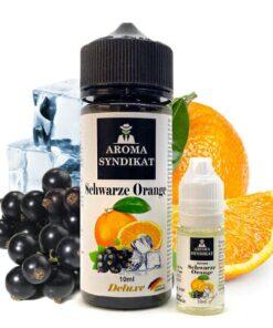 Syndikat Longfill Aroma Schwarze Orange 10ml