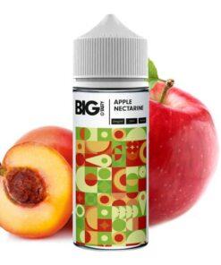 Big Tasty Aroma Apple Nectarine mit dem Geschmack von Apfel mit Nektarine