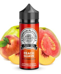 Dexter's Juice Lab Origin Longfill Aroma Peach Guave
