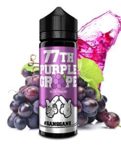 #GangGang Longfill Aroma 77th Purple Grape 20ml