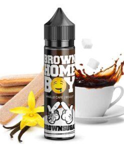 #GangGang Longfill Aroma Brown Home Boy 20ml