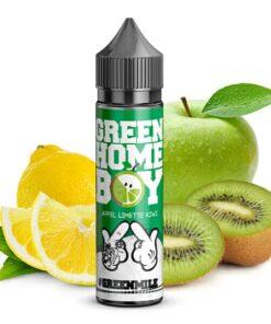 #GangGang Longfill Aroma Green Home Boy 20ml