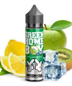 #GangGang Longfill Aroma Green Home Boy On Ice 20ml