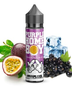 #GangGang Longfill Aroma Purple Home Boy 20ml