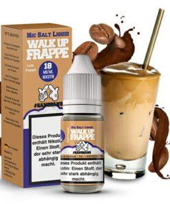 #GangGang Walk Up Frappe Nikotinsalz Liquid 18mg