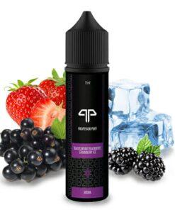 Professor Puff Longfill Aroma Blackcurrant Blackberry Strawberry Ice 15ml