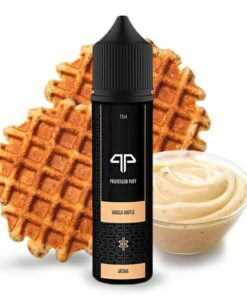 Professor Puff Longfill Aroma Vanilla Waffle 15ml
