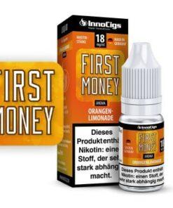 Innocigs Liquid First Money Orangen-Limonade 10ml