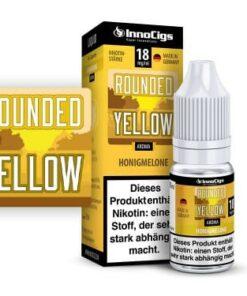 Innocigs Liquid Rounded Yellow Honigmelone 10ml